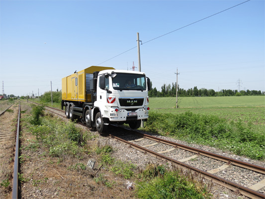 Road Rail Vehicle