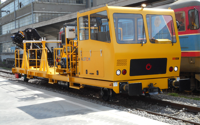 Echipamente pentru calea ferata